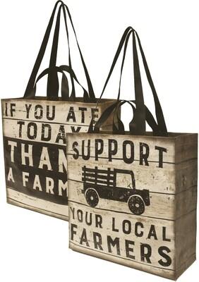 Market Tote - Local Farmers