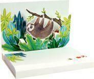 Pop Up Notepad (Sloth)