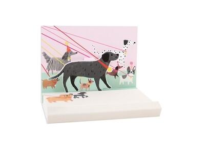 Popup Notes-dog Walker