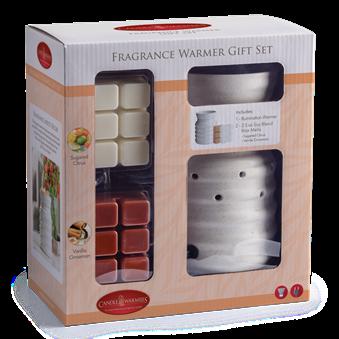 Candle Warmer Farmhouse Melt Set