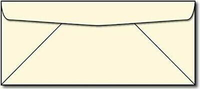 #10 Business Envelopes, 20/pk - cream speckletone