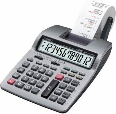 Casio Calculator - HR100tm plus
