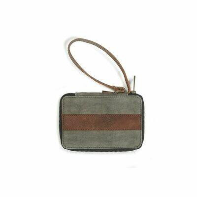 Mona B. Wallet Charcoal
