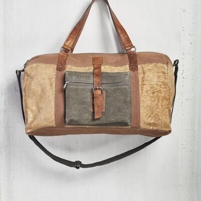 Mona B Sebastian Duffle Bag