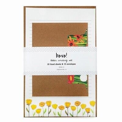 Beve Letter Writing Stationery Set