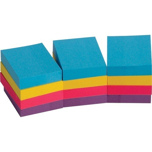 Business Source 1x1 sticky notes color