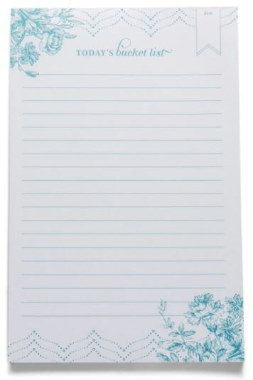 Color Box Painted Edge Notepads