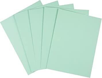 Copy paper - Green, 20lb