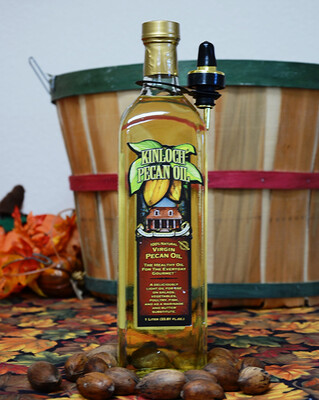Kinloch Pecan Oil 1 liter