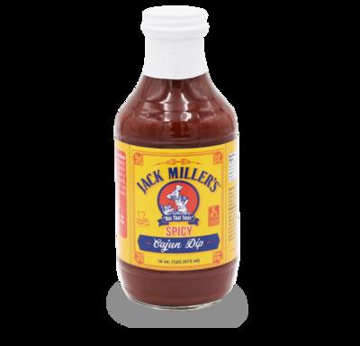 Jack Miller's 16 oz Cajun Dipping Sauce