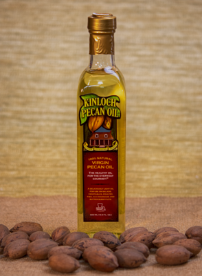 Kinloch Pecan Oil 500 ML