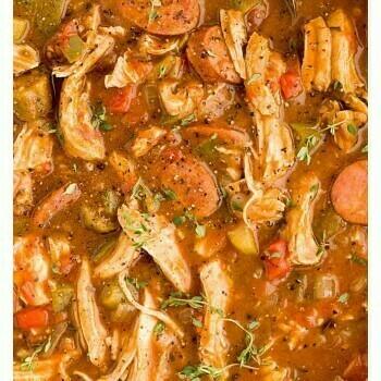 Chicken and Sausage Jambalaya Family size