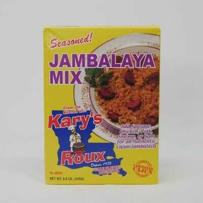Kary's Jambalaya Mix 5 oz.