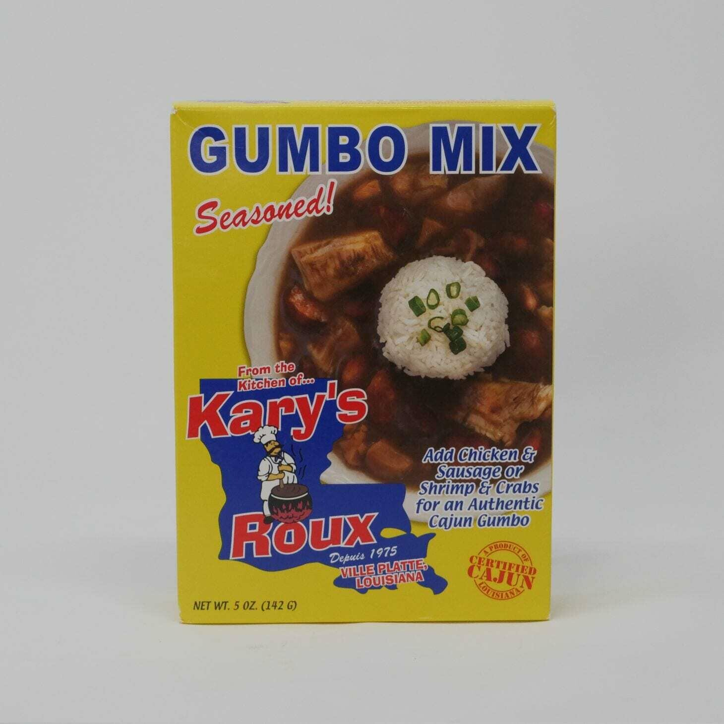 Kary's Gumbo Mix 5 oz.