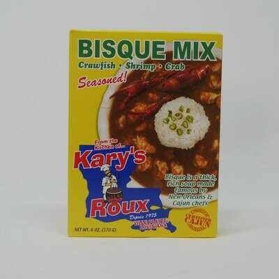 Kary's Bisque Mix