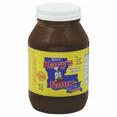 """Kary's """"Original """" Roux 32 oz"""