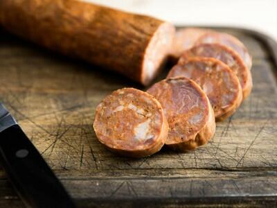 Smoked Pork Andouille  Sausage