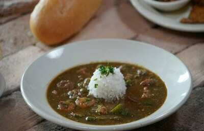 Seafood Gumbo Family size