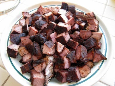 Smoked Pork Tasso 1 lb.