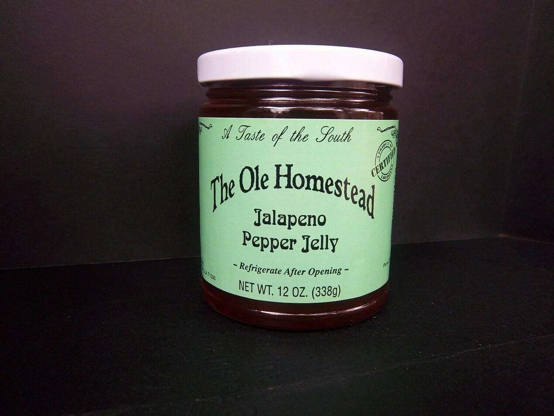 Ole Homestead Jalapeno Pepper Jelly