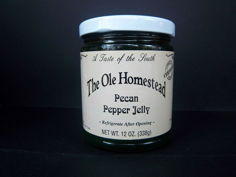 Ole Homestead Pecan Pepper Jelly