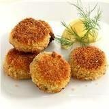 Homestyle Mini Crawfish Cakes