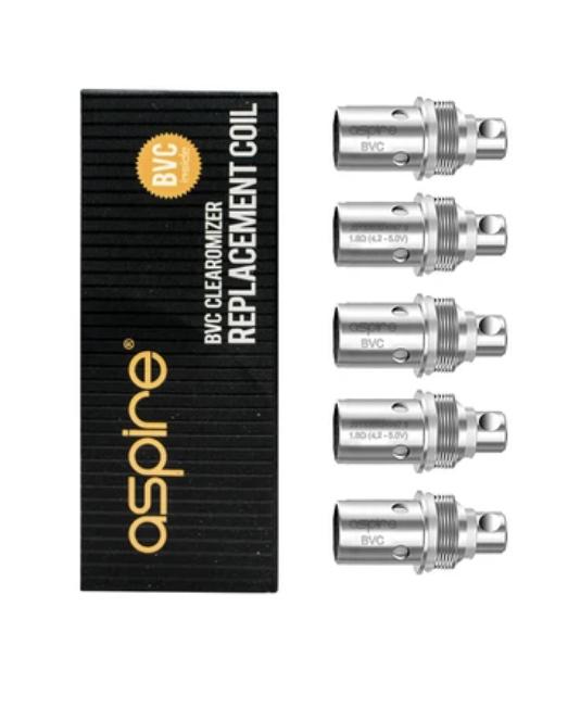 Aspire Nautilus BVC Coils (5 Pack)
