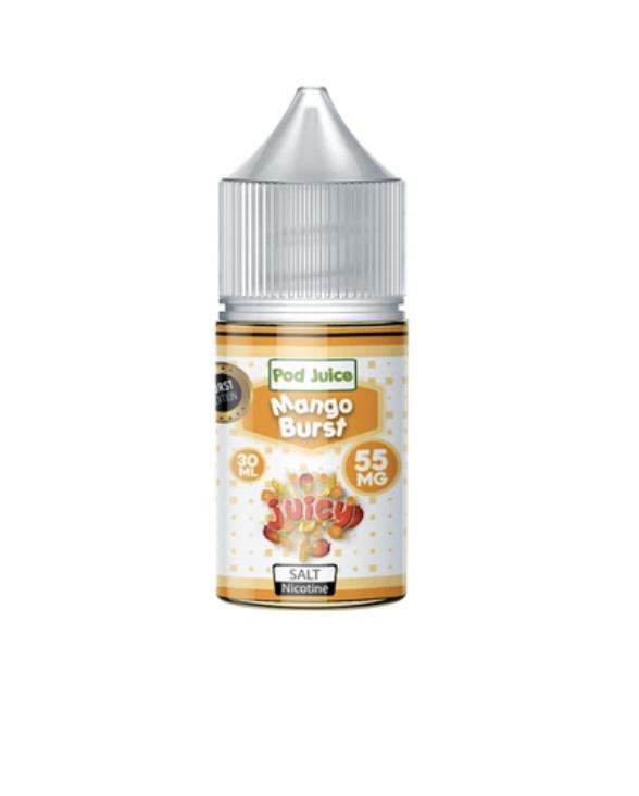Pod Juice Mango Burst Salt