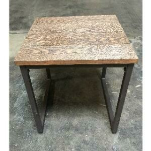 End Table, Nesting (Stained Wood) 16 x 16 x 16