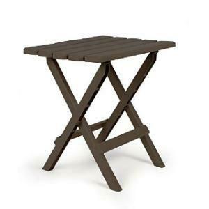 End Tables, Adirondack 12 x 14 x 20
