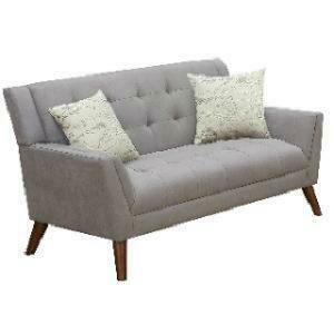 Love Seat, Mid-Century Loveseat 58 x 32 x 34
