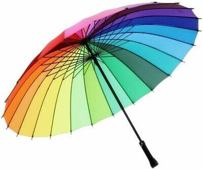 Rainbow Umbrella (Used)
