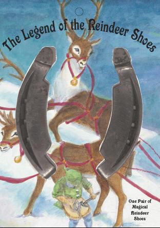 Reindeer Shoes (Package) 1