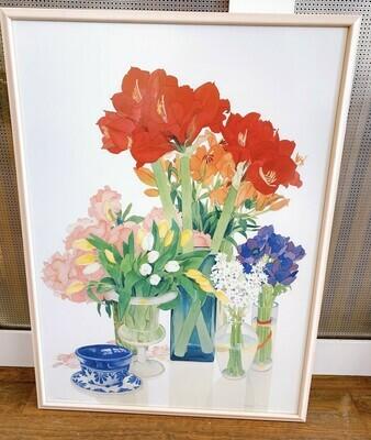 Gary Bukovnik, Babcock Galleries, Flowers
