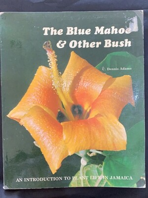 The Blue Mahoe & Other Bush An Introduction To Plant Life in Jamaica