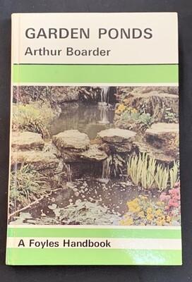 Garden Ponds by Arthur Boarder