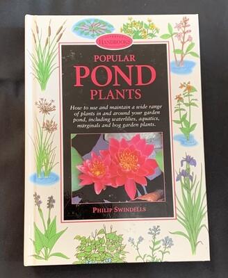 Popular Pond Plants by  Phillip Swindells