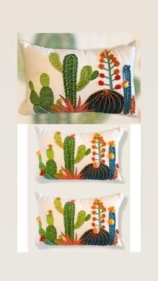 Outdoor Cactus Pillows Pier 1