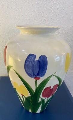 """Vintage Tulip Vase 10"""""""