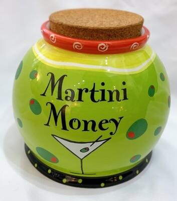 Coin Bank Martini Money Bella Casa by Ganz