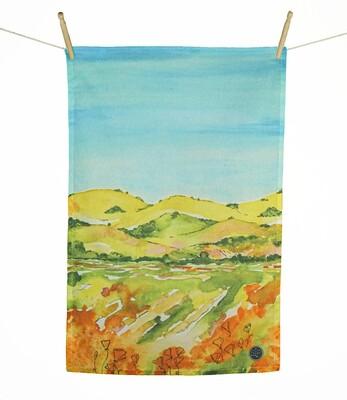 """California Hills Kitchen Towel 20"""" x 30"""""""