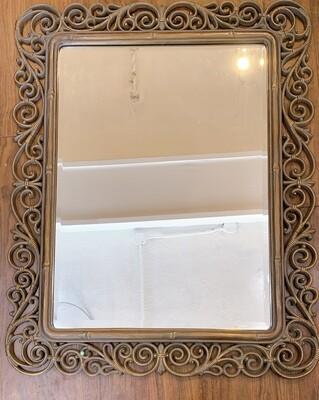 "Mirror 24 ""W  x  30.8 ""H"