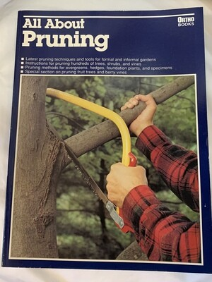 Ortho Books All About Pruning