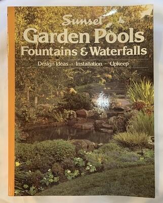 Sunset Garden Pools Fountain & Waterfalls
