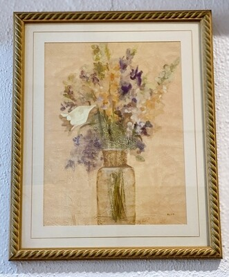 Fresh Cut Bouquett II by Cheri Blum