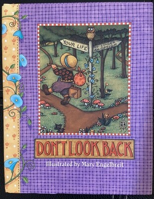 Don't Look Back Book