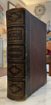 Illustrated History of The Bible