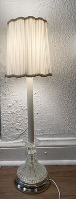 """Hand Tailored by Canterbury Brooklyn NY Lamp 26.3"""""""
