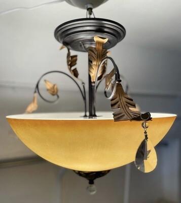 Autumn Gold Hinkley Lighting Fixture