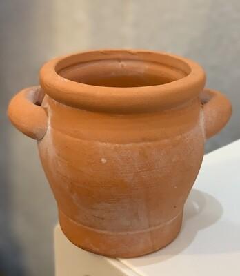 """Mini Terracotta Pot 2 1/2""""h x 2 1/4""""w"""